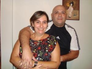 Luciene e Jorge